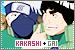 Relationship: Hatake Kakashi & Maito Gai